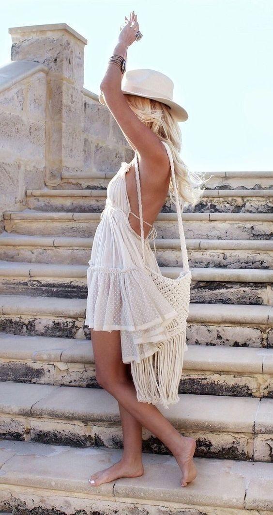 летние платья и сарафаны: в греческом стиле