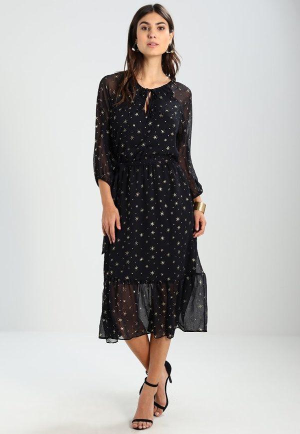Летние платья и сарафаны: черное