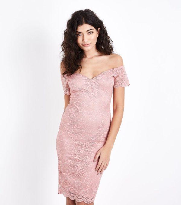 летние платья и сарафаны: розовое футляр