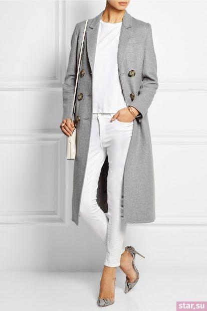 Модные классические брюки 2018