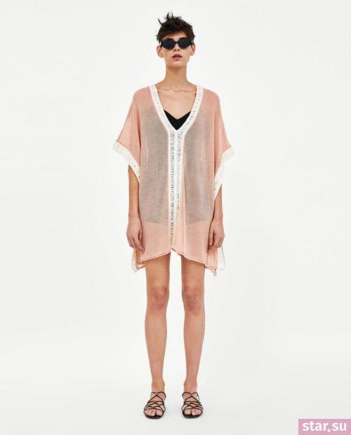 летние образы 2019 для девушек: с розовым платьем