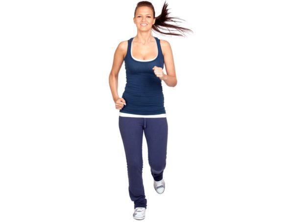 спортивные костюмы: синий модный женский