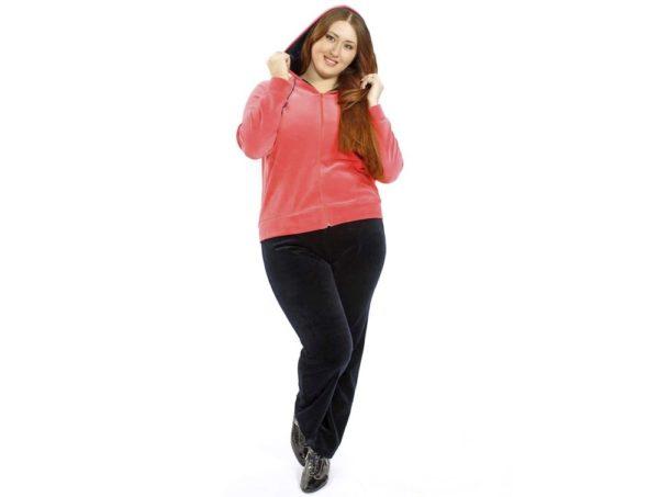спортивный костюм женский: для полных