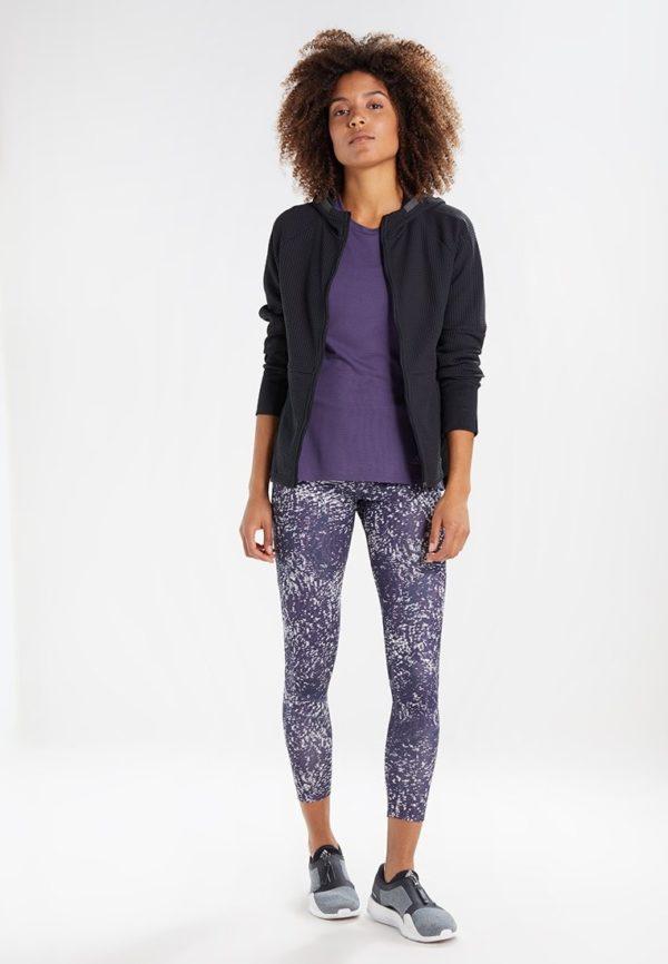 спортивный костюм 2019-2020 женский: фиолетовый облегающий