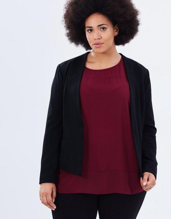 костюм 2021 женский: черный