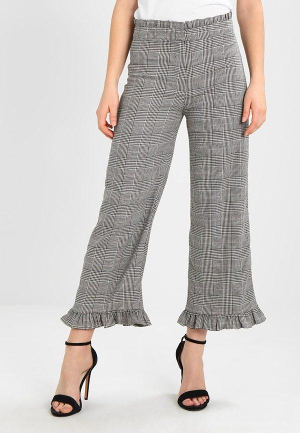 укороченные женские брюки с чем носить: Серые капри