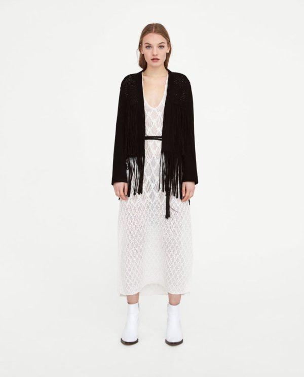 стильные луки 2019-2020: с белым платьем