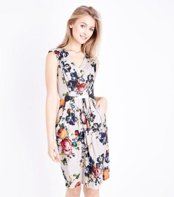 Модное платье на каждый день: с принтом весна лето 2020-2021