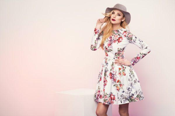 Модные платья на каждый день 2019-2020: с принтом