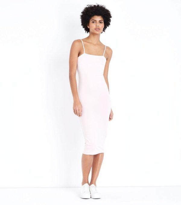 платья на каждый день 2020-2021: белое