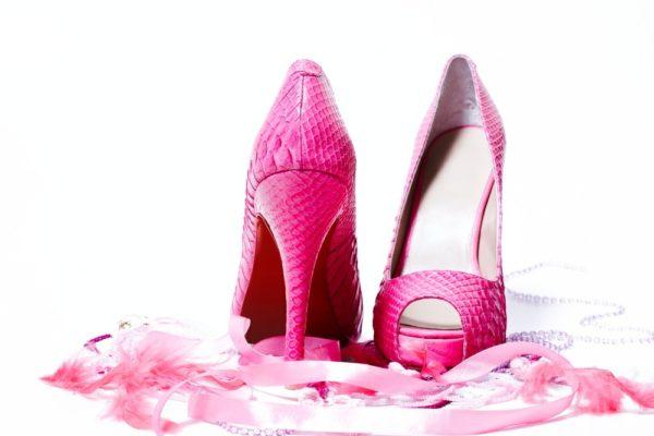 Модные женские туфли 2019-2020: Розовые
