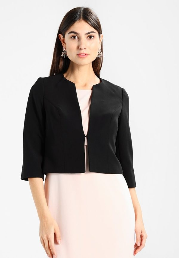 Модные женские пиджаки: Укороченный и рукава