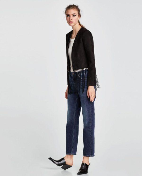 Модные женские пиджаки 2019-2020: черный