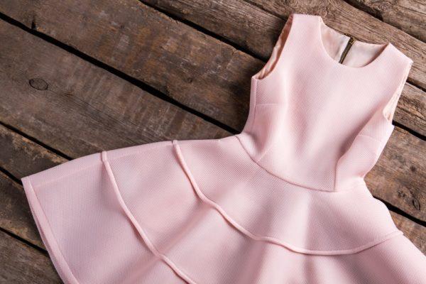 Платья 2019-2020: розовое