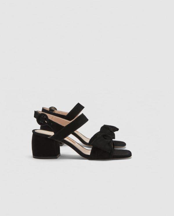 Модные женские туфли 2019-2020 года: черные