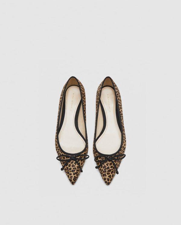 Модные женские туфли: тигровые лодочки