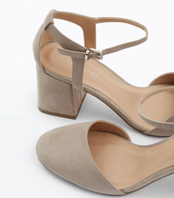 Модные женские туфли 2019-2020 года: серые