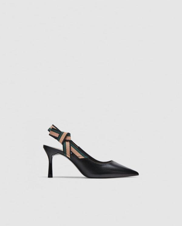 Модные женские туфли 2019-2020: Черные