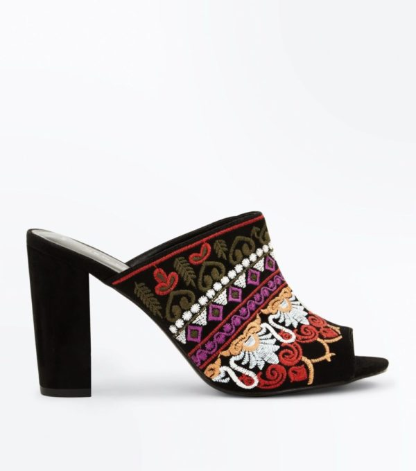 Модные женские туфли 2019-2020: с узором