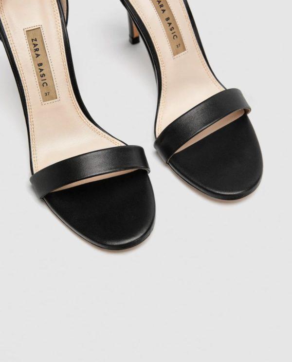 женские туфли: Черные