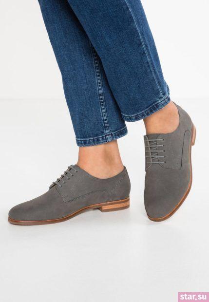 Модные туфли осень-зима 2018-2019