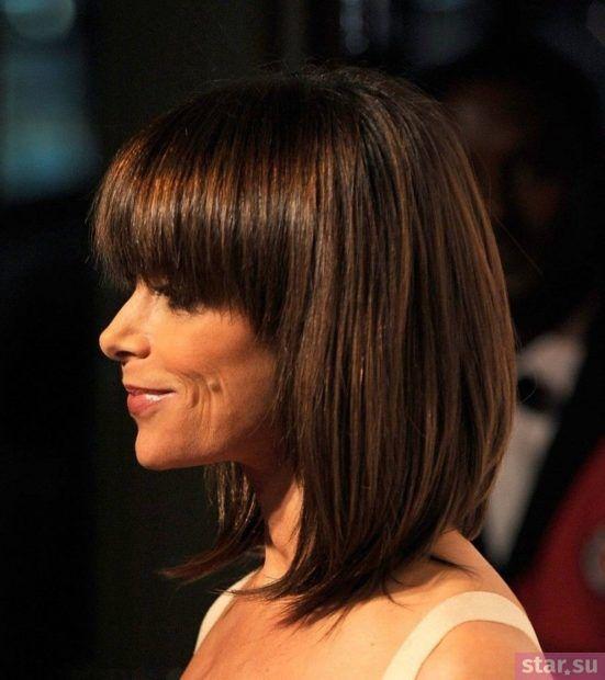 женская стрижка на короткие волосы после 40 лет
