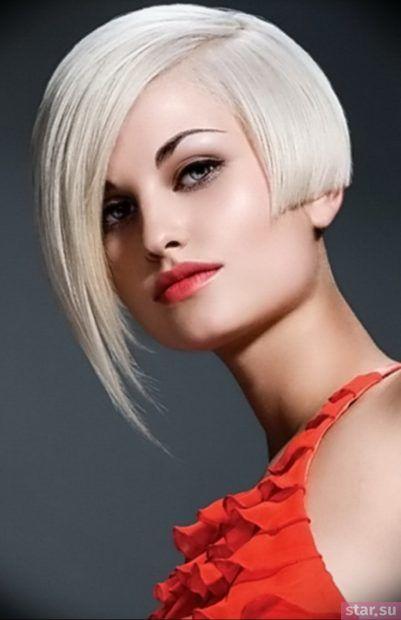 женская стрижка на короткие волосы 2021 после 40 лет