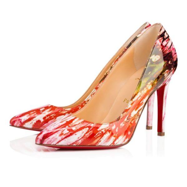 туфли лабутены: цветные
