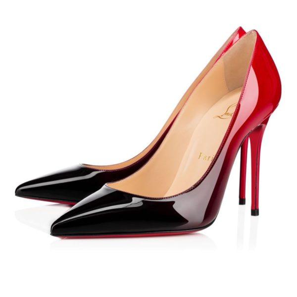 черные с красным