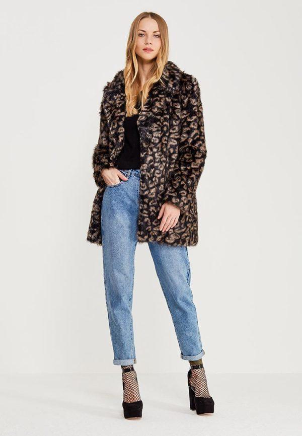 Мода в женской одежде: шуба