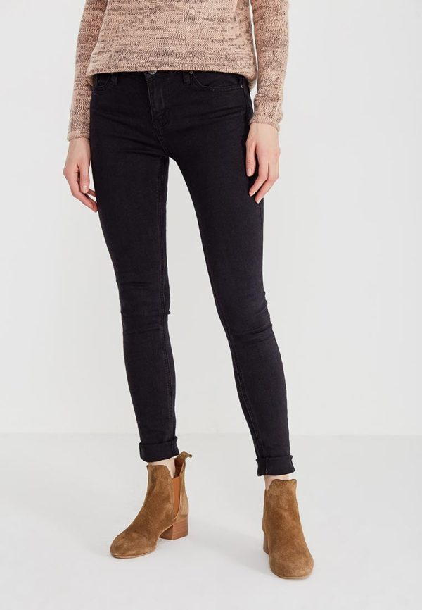 джинсы черные под кофту