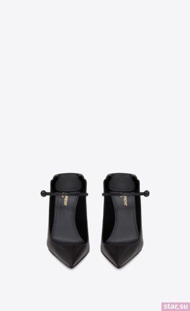 черные туфли 2018