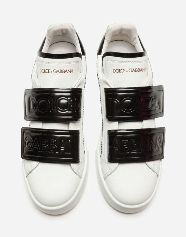 женская обувь весна лето 2020: Белые с черным кеды