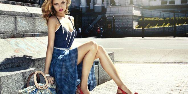 Модные тенденции весна лето 2019
