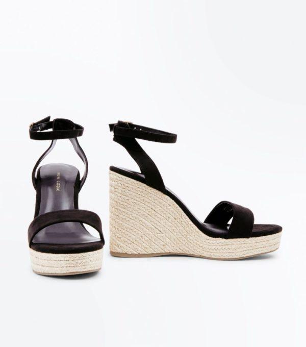Модные тенденции весна лето 2020: женская черная