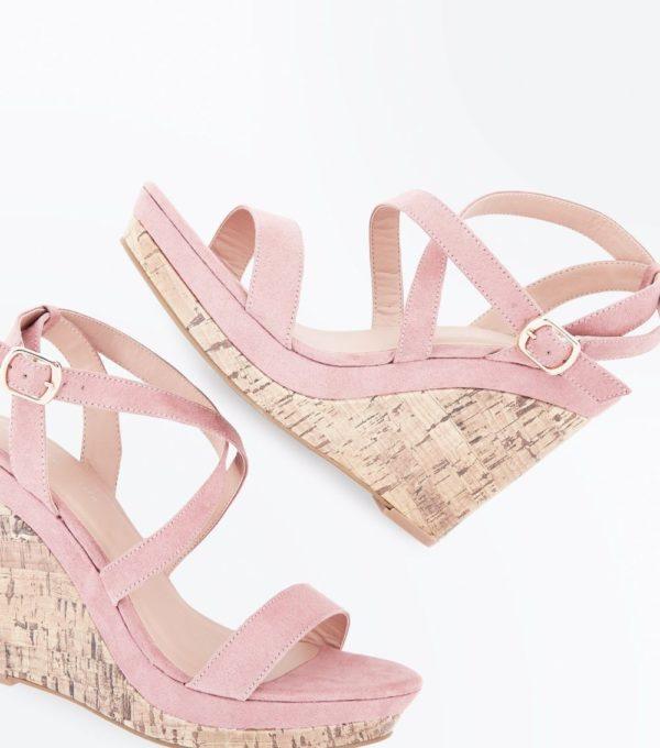 Модные тенденции весна лето 2020: женская розовая обувь