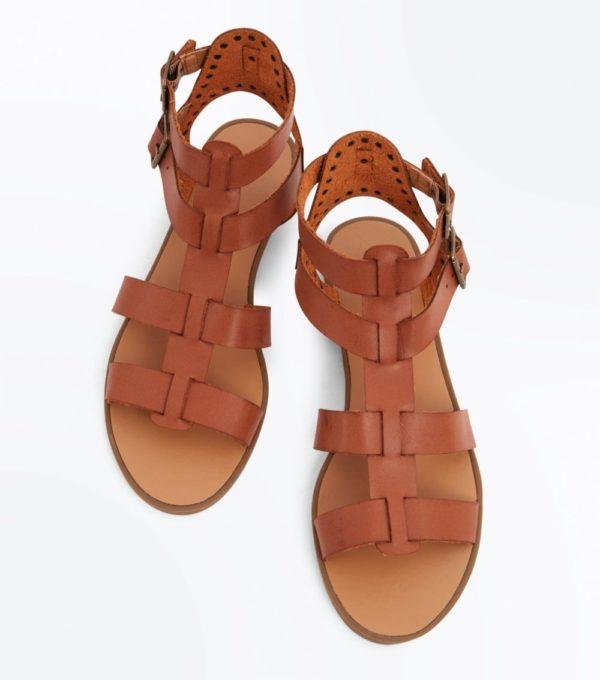 Модные тенденции весна лето 2019: женская коричневая обувь
