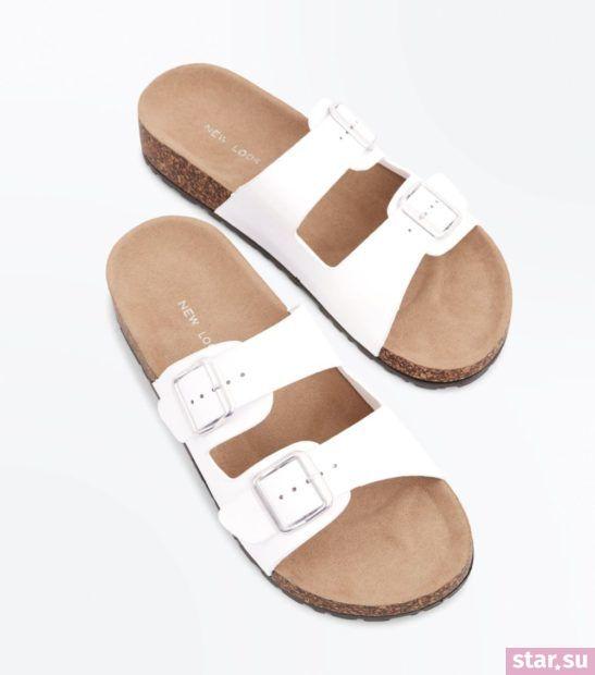 женская белая обувь весна лето 2018 года