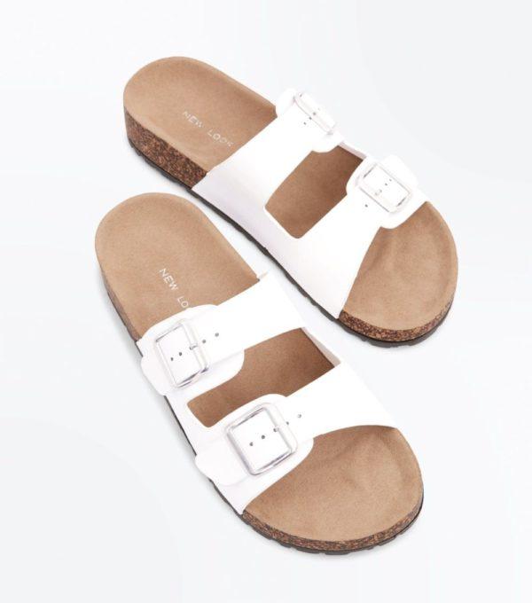 Модные тенденции весна лето 2020: женская белая обувь