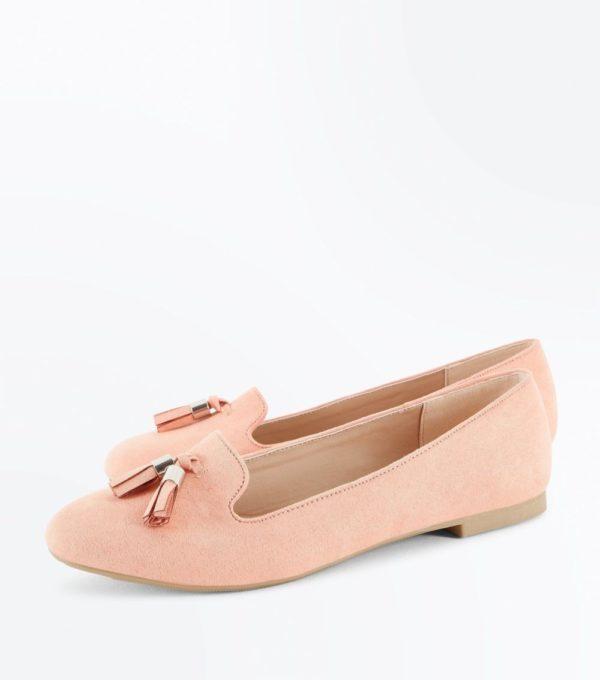 розовые балетки весна лето 2019 года