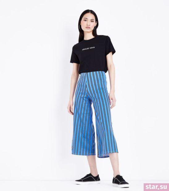 образ с брюками весна лето 2018