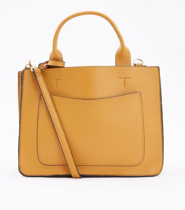 желтая сумка весна лето