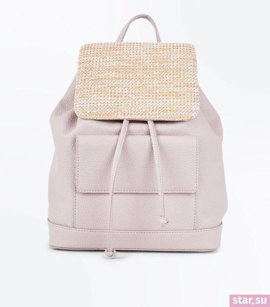 розовая сумка весна лето 2018