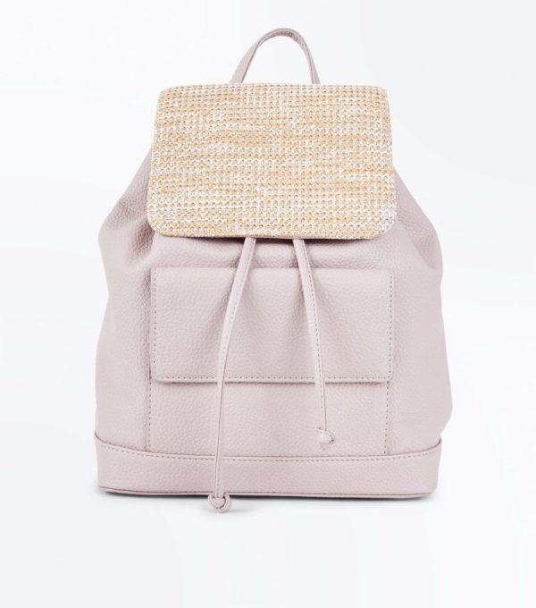 розовая сумка весна лето