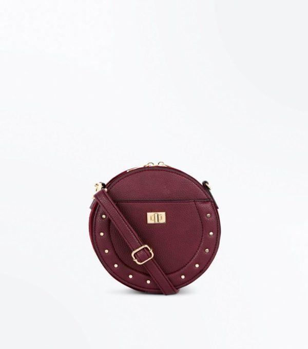 вишневая сумка