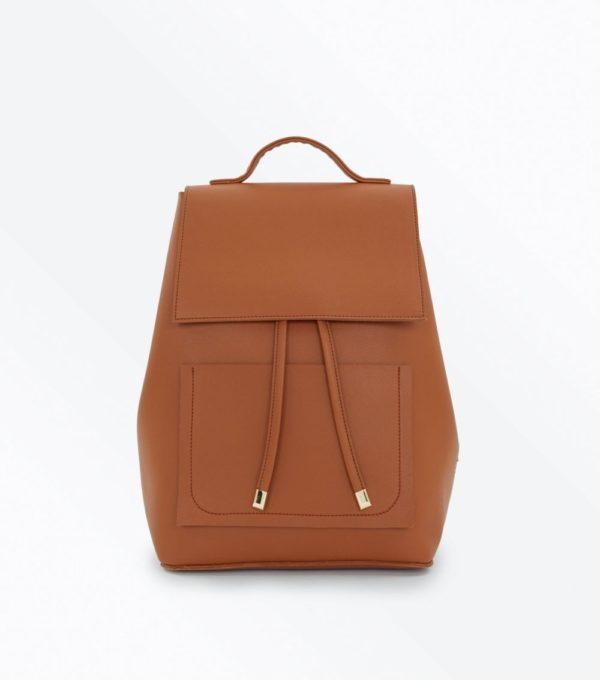 коричневая сумка весна лето