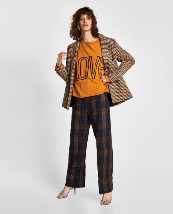 модные цвета весна 2020: желтый и коричневый в одежде