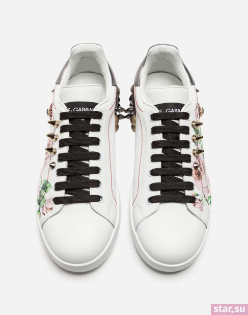 белая обувь весна-лето 2018