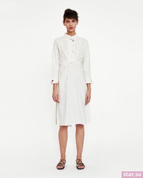 белый в одежде 2018