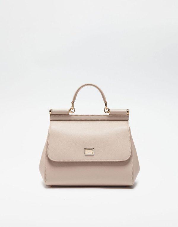 бежевая сумка
